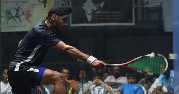 'Deeply disappointing': Squash player Harinder Pal Sandhu on being snubbed for Arjuna award
