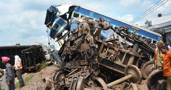 Utkal Express derailment: Track was being repaired before the mishap, Railways orders investigation
