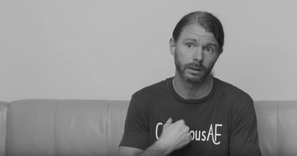 Watch this satirical spiritual video about how to make everything about you (and lead a happy life)