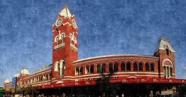 How a visit to Madras in childhood made a boy a star among his friends