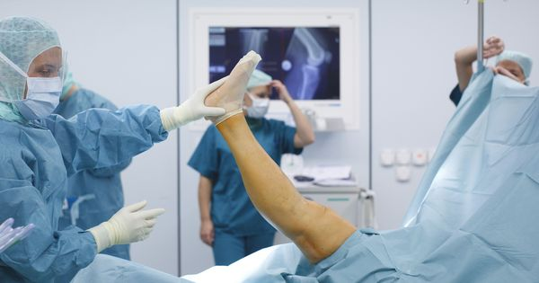 The government has capped prices of knee implants, but what about overall surgery costs?
