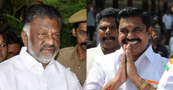 Tamil Nadu: Palaniswami and Panneerselvam camps announce AIADMK merger