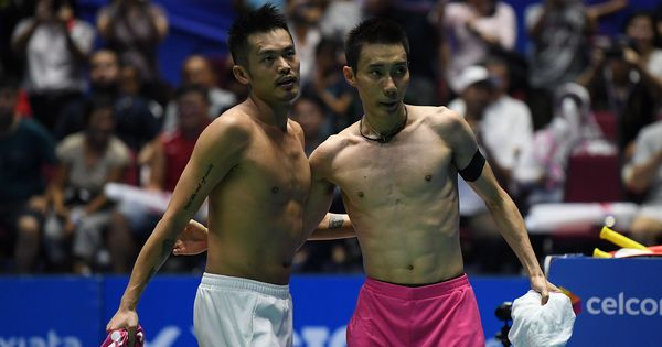 Lin Dan vs Lee Chong Wei: The badminton rivalry that enthralled fans for over a decade