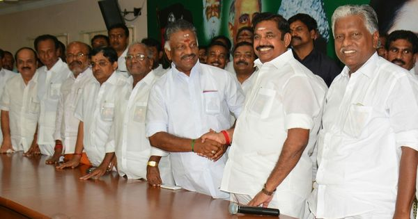 The big news: Panneerselvam becomes Tamil Nadu deputy CM after party merger, and 9 other top stories