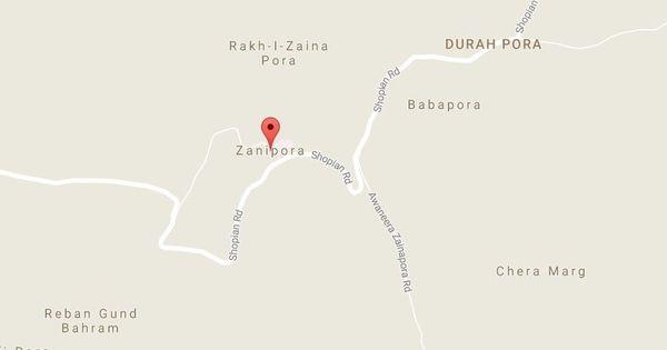 Jammu and Kashmir: Police arrest Hizbul Mujahideen militant Shahid Ahmad Wani from Shopian district