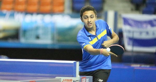 India paddler Mudit Dani bags three medals at ITTF El Salvador Junior Open
