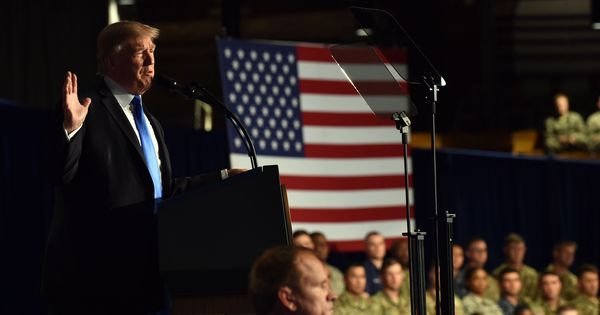 Why Donald Trump's new Afghanistan strategy isn't much different from Barack Obama's