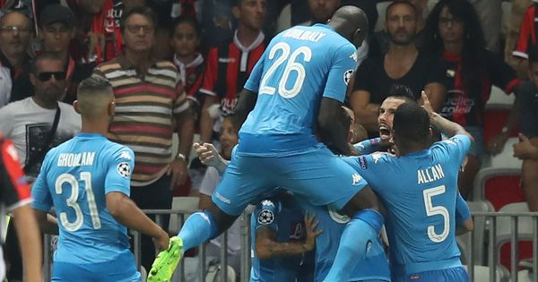 Champions League: Napoli, Sevilla, Celtic, Olympiakos make their way to group stage