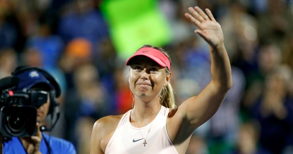 Dogged by criticism and injuries, Maria Sharapova marks a comeback at the US Open