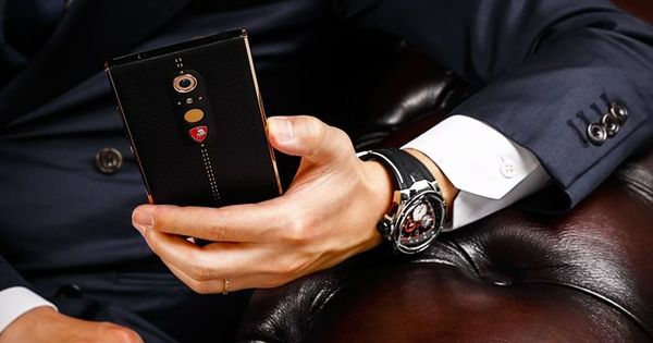 Lamborghini launches luxury smartphone 'Alpha One' for Rs 1.5 lakh