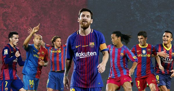A Messi situation: Eight Barcelona players who got tired of playing second fiddle and left