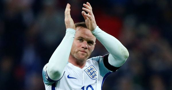 'Always great to go out on top': Twitter reacts as Wayne Rooney hangs up his England boots