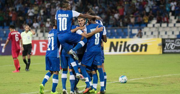 Bengaluru FC register a comfortable 3-0 win against April 25 SC in AFC Cup