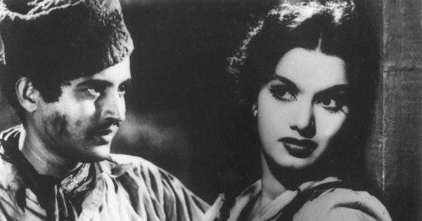 Audio master: The blockbuster combination of Guru Dutt and OP Nayyar in 'Aar Paar'