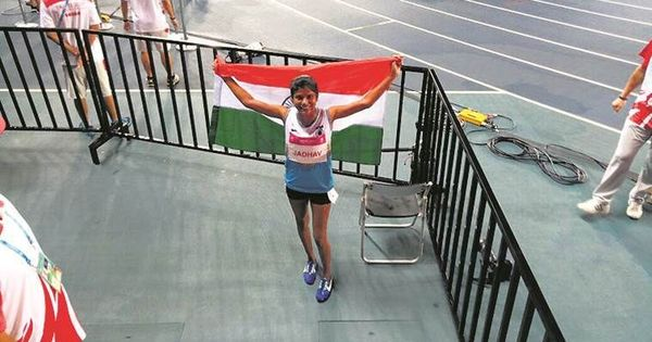 Sanjivani Jadhav runs her way to 10,000m silver at World University Games