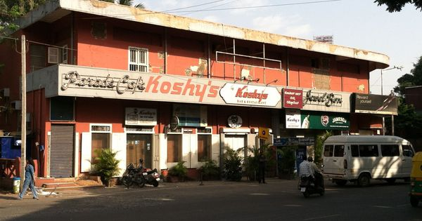 The owner of Bengaluru's iconic restaurant Prem Koshy explains why his food is literally to die for