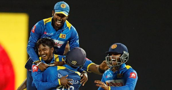 Sri Lanka qualify for 2019 World Cup after West Indies lose to England in first ODI
