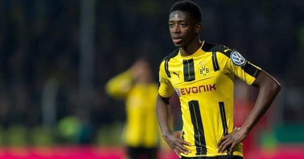 Barcelona snap up Dembele for €105 million plus add-ons, set buyout clause at €400 million