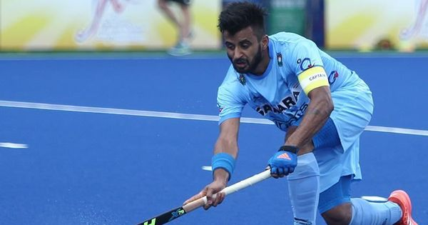 'Biggest opportunity for us to win the World Cup in India': Hockey captain Manpreet Singh