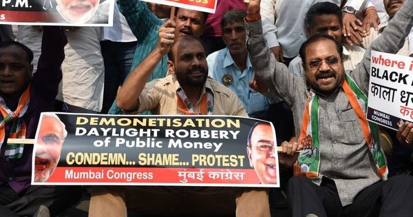 'Is raid raj now unavoidable?': Ten reads from Left and Right on the costs of demonetisation