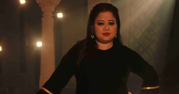 Krushna Abhishek, Bharti Singh team up for comedy show
