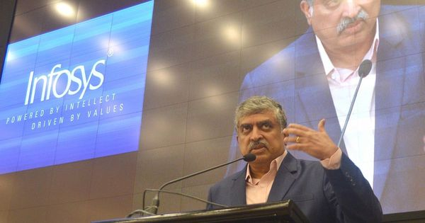 Full circle: Tracing Nandan Nilekani's long and eventful way back to the helm of Infosys