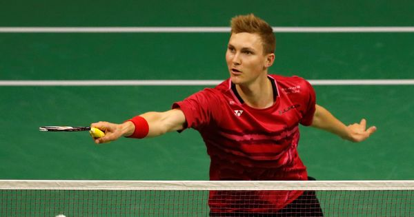 World No 1 Viktor Axelsen pulls out of the All England Open with ankle injury