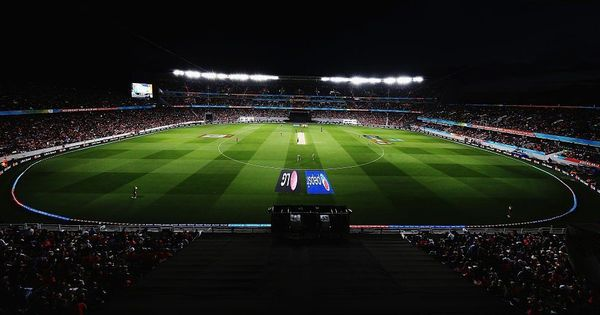 New Zealand backs Eden Park for tri-series final despite criticism over record run-fest