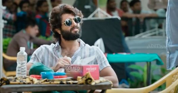 'Producers told me to forget this story:' Fortunately, the director of 'Arjun Reddy' ignored them