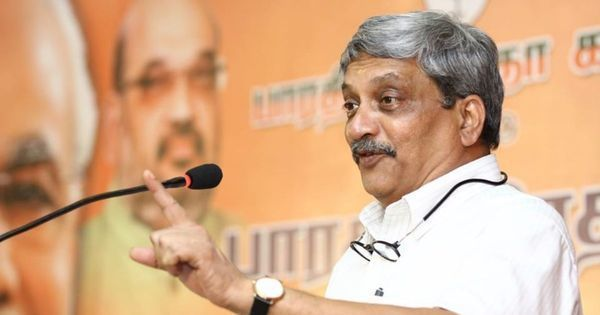 Goa: Manohar Parrikar back home after a week in hospital, is likely to present Budget today