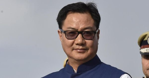 CJI impeachment motion: Congress does not trust India and its institutions, says Kiren Rijiju