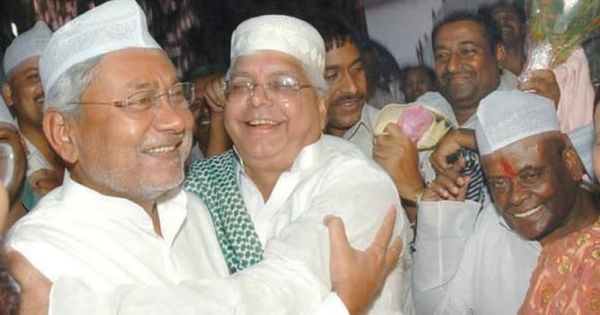 Is this the final break between Nitish and Lalu? History may hold a lesson