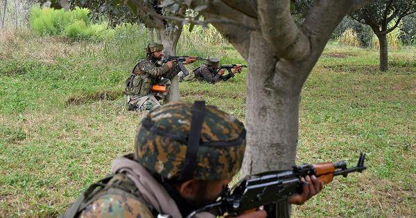 जम्मू और कश्मीर : मुठभेड़ में मुंबई हमलों के साजिशकर्ता जकी उर रहमान लखवी का भतीजा ढेर