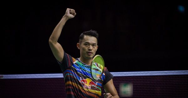 Has time finally caught up with badminton legend Lin Dan?