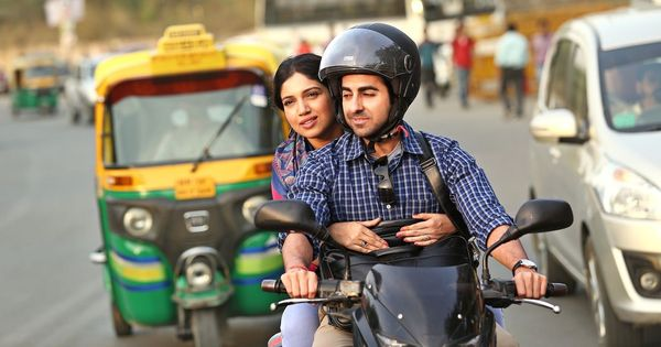 Ayushmann Khurrana and Bhumi Pednekar to star in Amar Kaushik's comedy 'Bala'