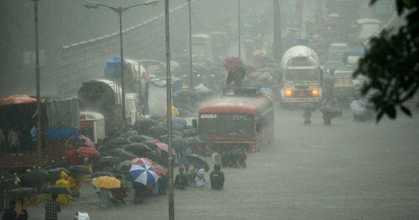 मुंबई में भारी बारिश से जनजीवन थमने सहित आज के ऑडियो समाचार