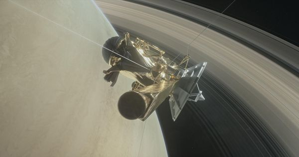 Nasa's Cassini will end its 13-year mission to Saturn on September 15