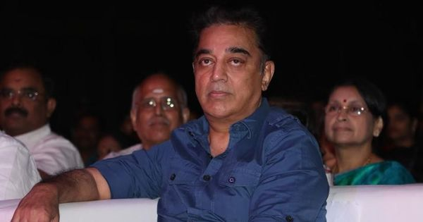 Defamation case filed against Kamal Haasan in Varanasi over his Hindu terror remark