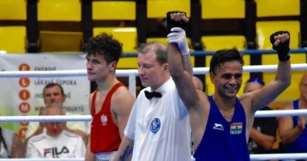 Despite solitary medal, boxing coach satisfied with India's performance during World Championships