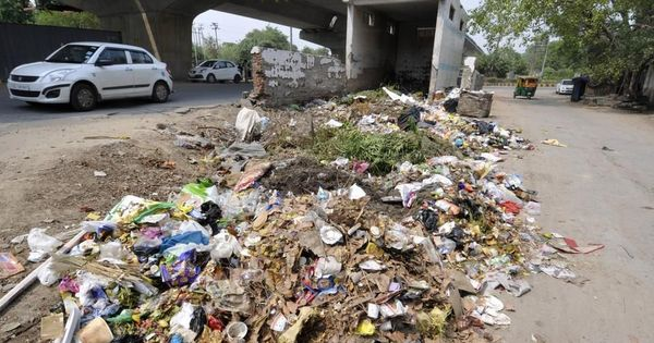 As garbage engulfs the planet, Bengaluru's citizens are fighting the crisis one Santhe at a time