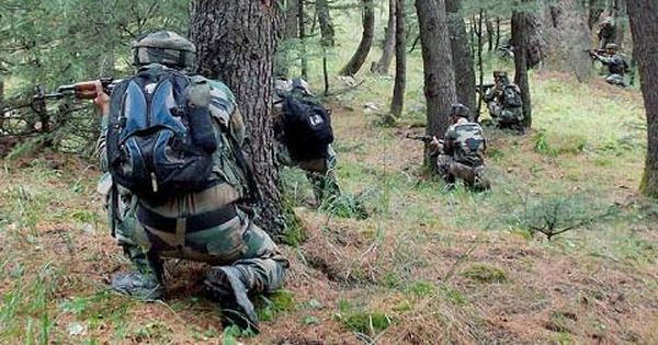 Soldier, militant killed in an encounter in South Kashmir's Kulgam district