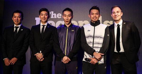 Badminton superstars Lin Dan, Lee Chong Wei, Taufik Hidayat to enthral fans in Mumbai on November 4