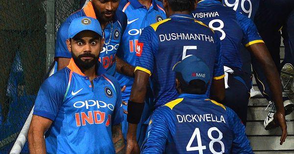 5th ODI: Ruthless India eye series clean sweep against a struggling Sri Lanka