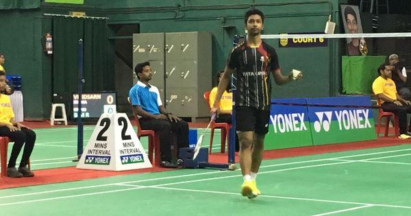 India Junior International GP badminton: Qualifier Rahul Bharadwaj loses to world No 2 in final