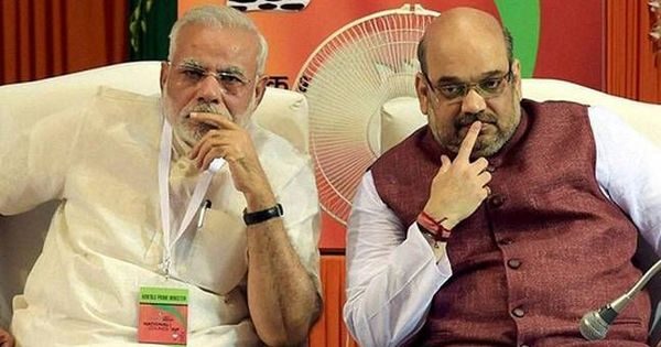 Ex-bureaucrats sworn in: Does this reveal BJP's talent deficit and Modi-Shah distrust of colleagues?