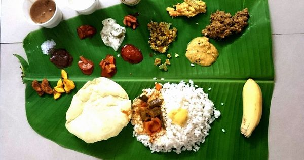 For Keralites, the Onam feast is not just an all-vegetarian affair