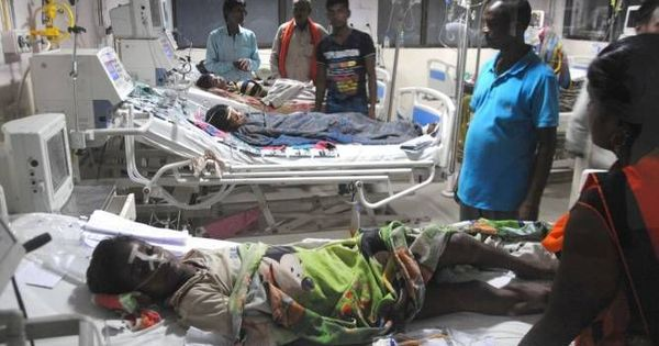 Medical council to conduct research to determine cause of children's deaths in Gorakhpur
