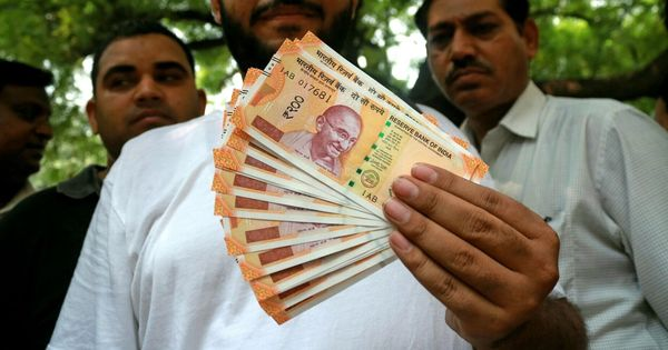 The new Rs 200 notes may not be available at ATMs for another three months