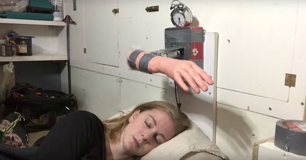 Videos: Meet Simone Giertz, comedian of technology and inventor of blundering devices
