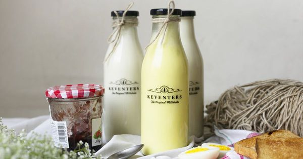 Keventers has reinvented itself for millenials with milkshakes and Instagramable bottles